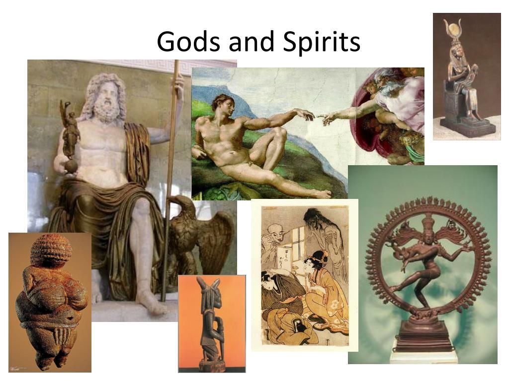 Gods and Spirits