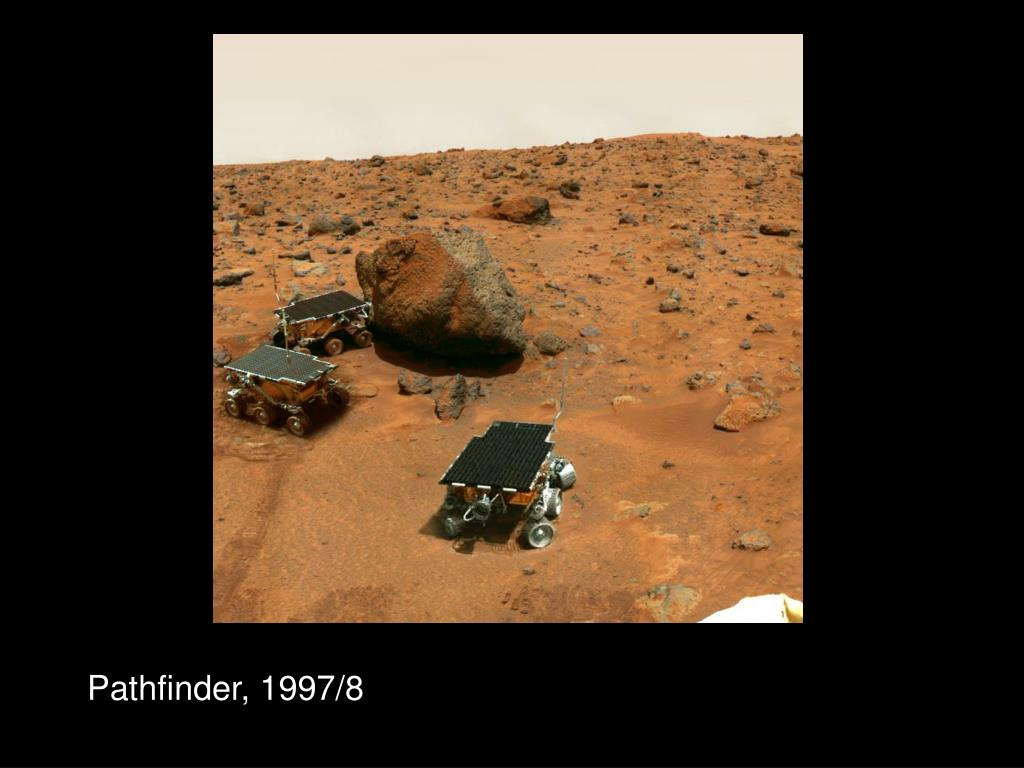 Pathfinder, 1997/8
