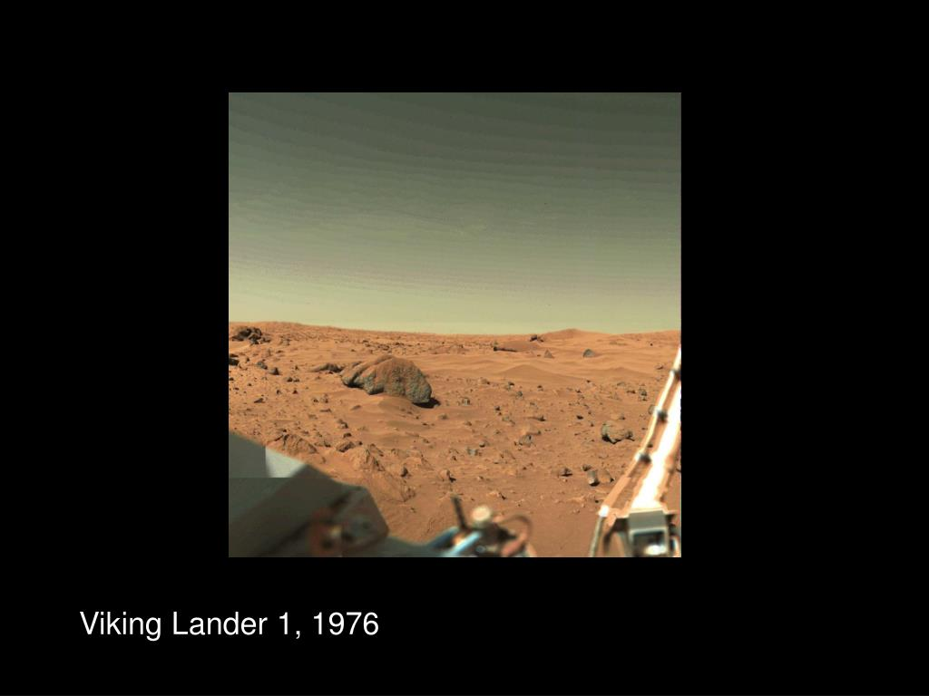 Viking Lander 1, 1976