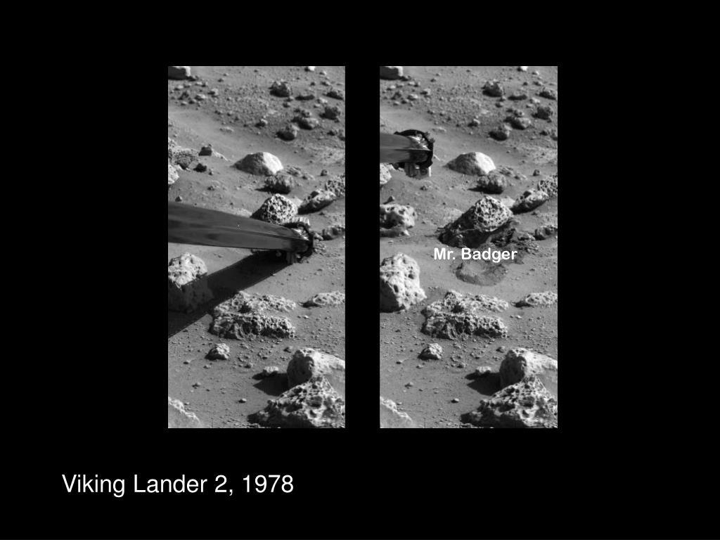 Viking Lander 2, 1978