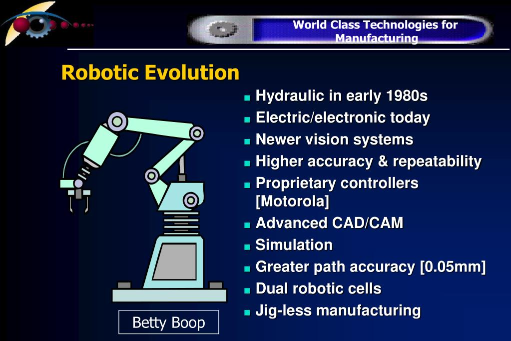 Robotic Evolution