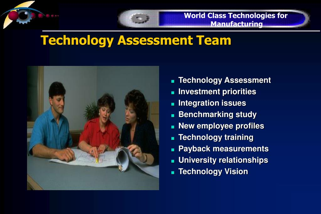 Technology Assessment Team