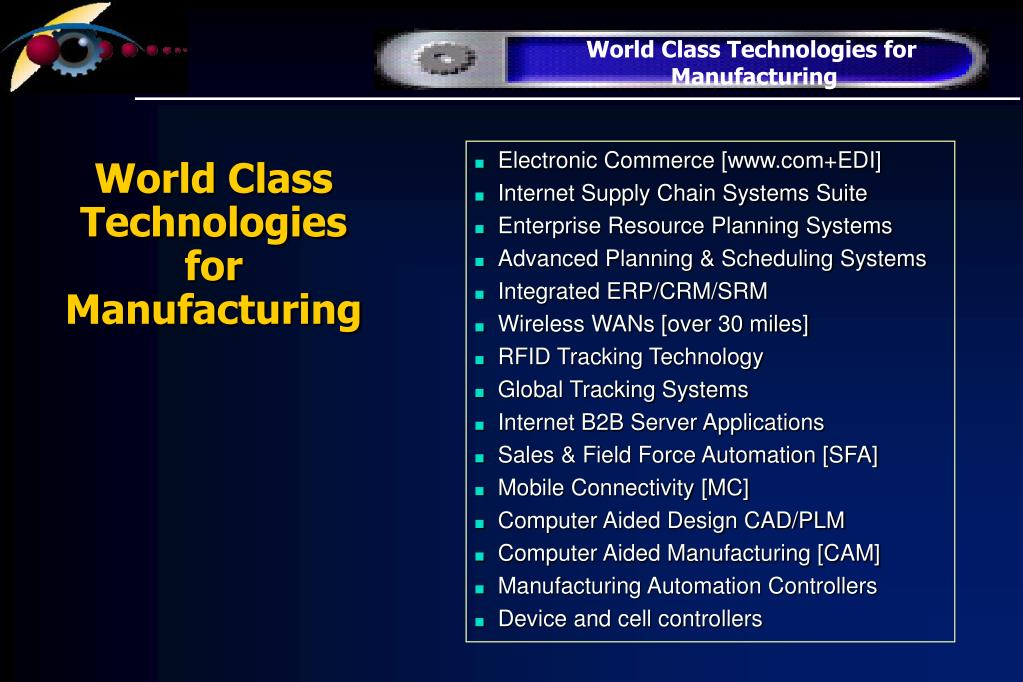 World Class Technologies