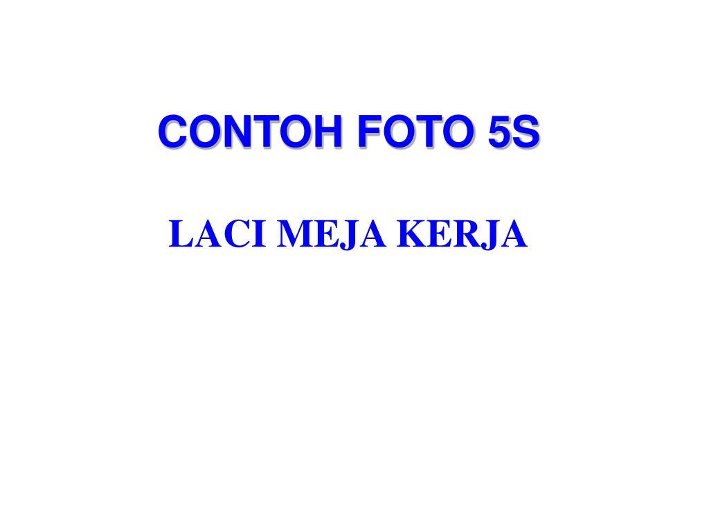CONTOH FOTO 5S
