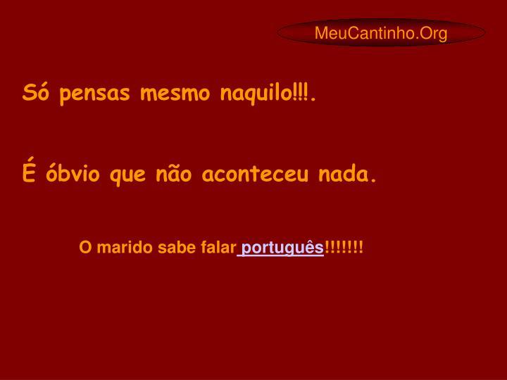 MeuCantinho.Org