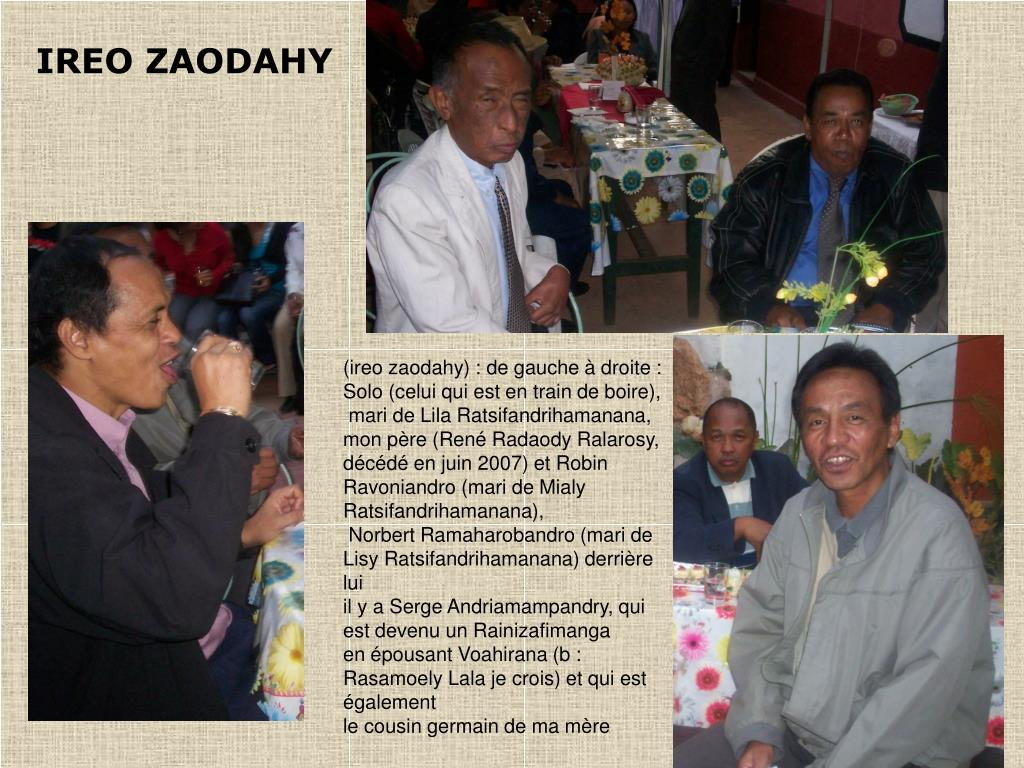 IREO ZAODAHY