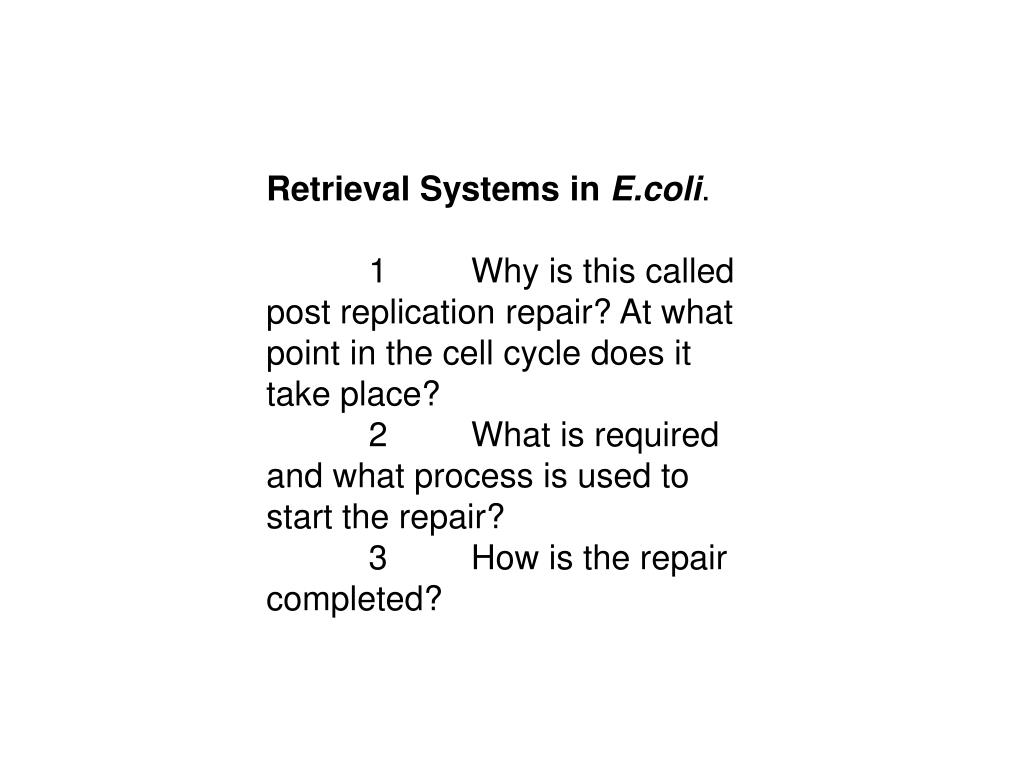 Retrieval Systems in