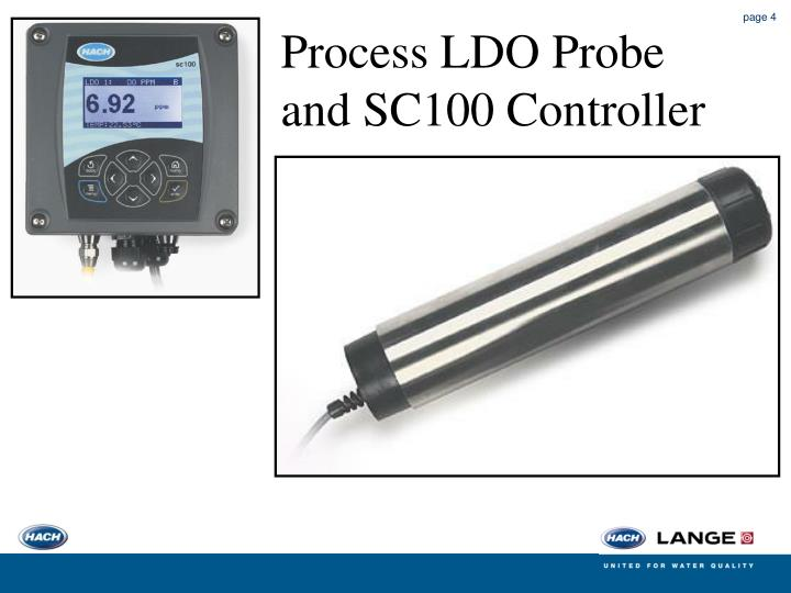 Process LDO Probe