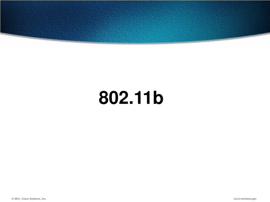 802.11b