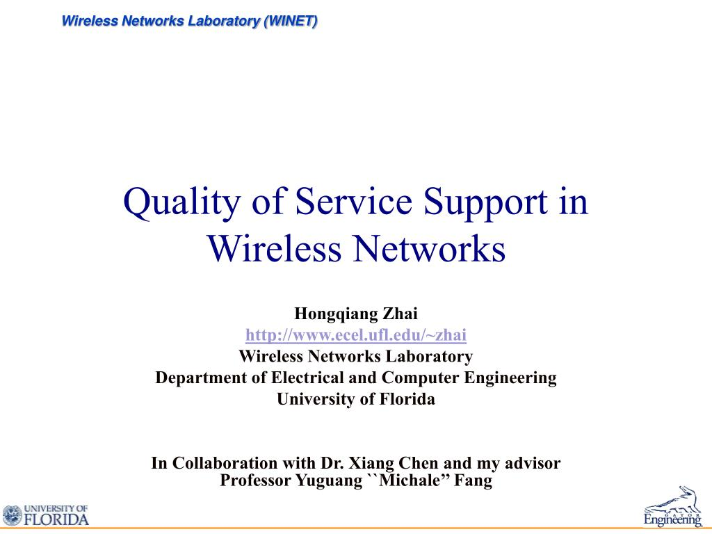 Wireless Networks Laboratory (WINET)