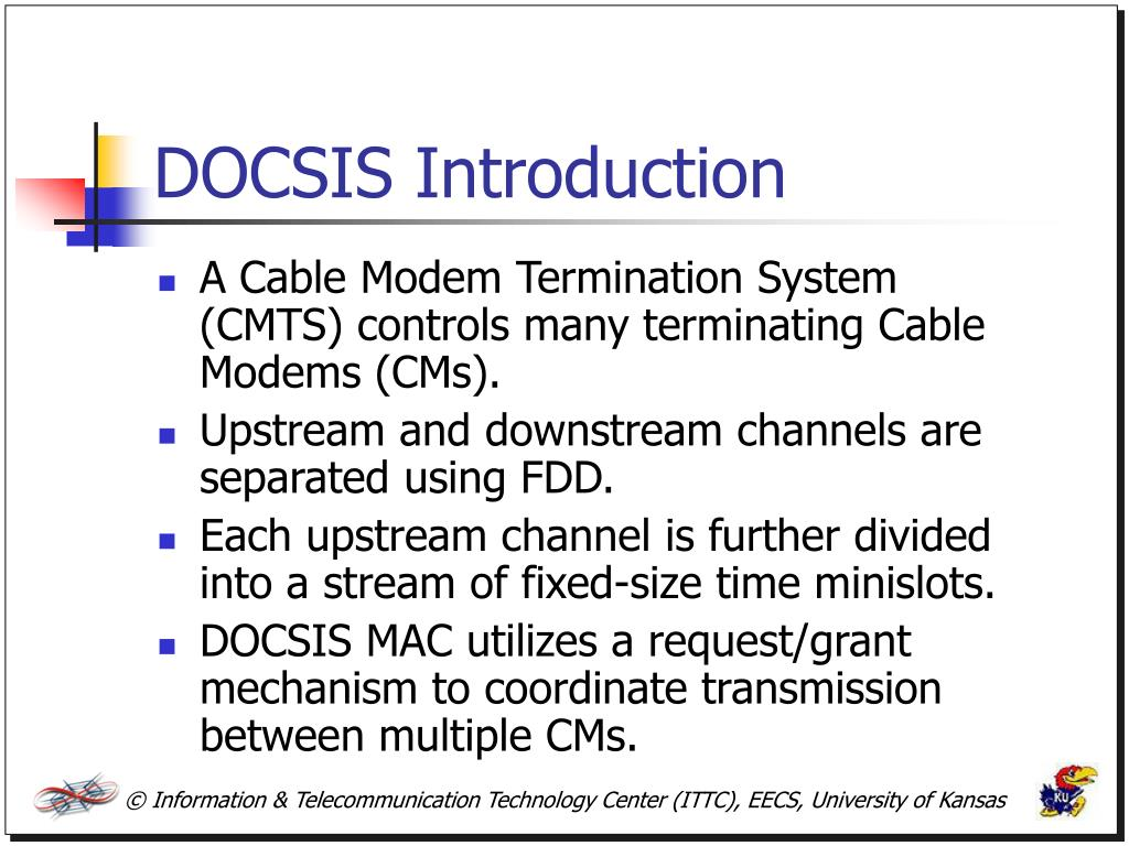 DOCSIS Introduction