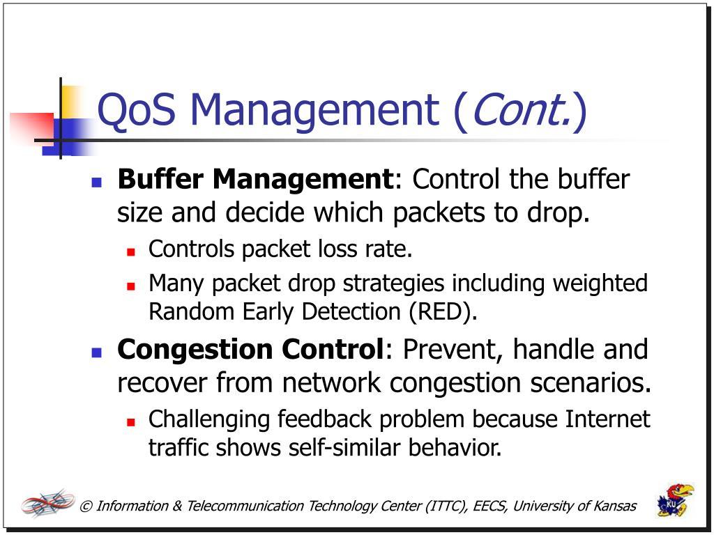QoS Management (