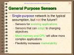 general purpose sensors