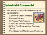industrial commercial