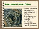 smart home smart office