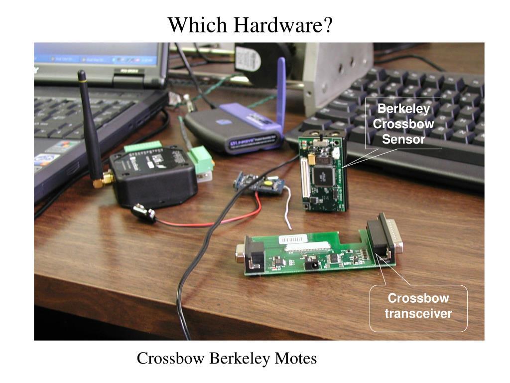 Which Hardware?