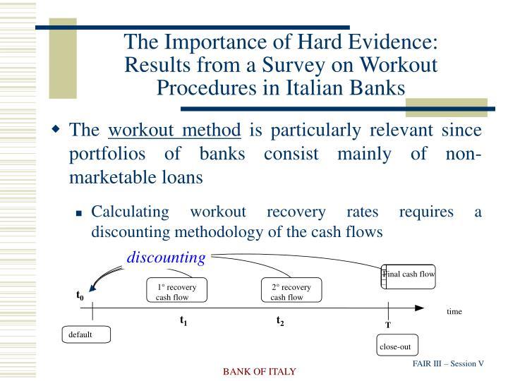 Final cash flow