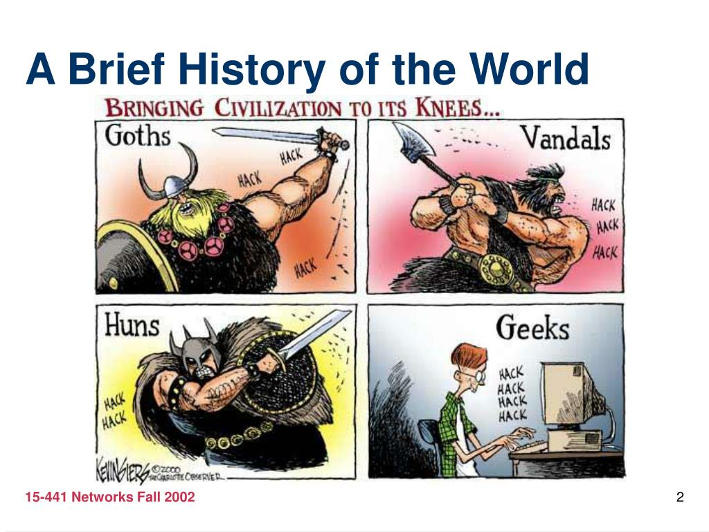 A Brief History of the World