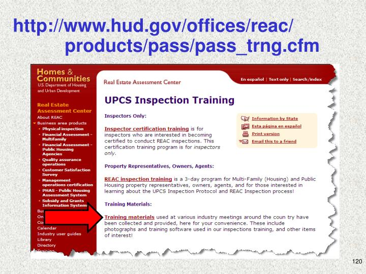 http://www.hud.gov/offices/reac/