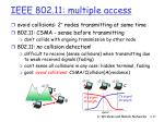 ieee 802 11 multiple access