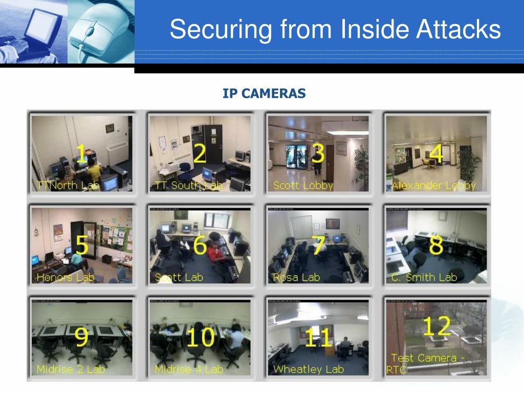 Securing from Inside Attacks
