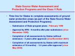 state source water assessment and protection programs and the class v rule1