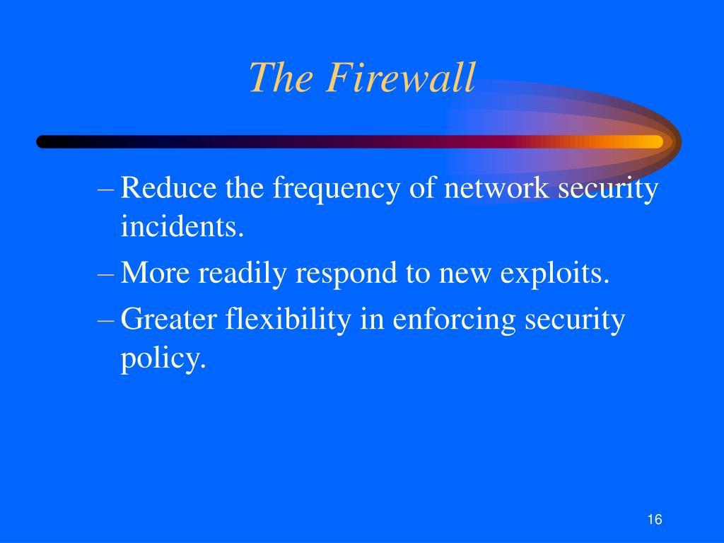 The Firewall