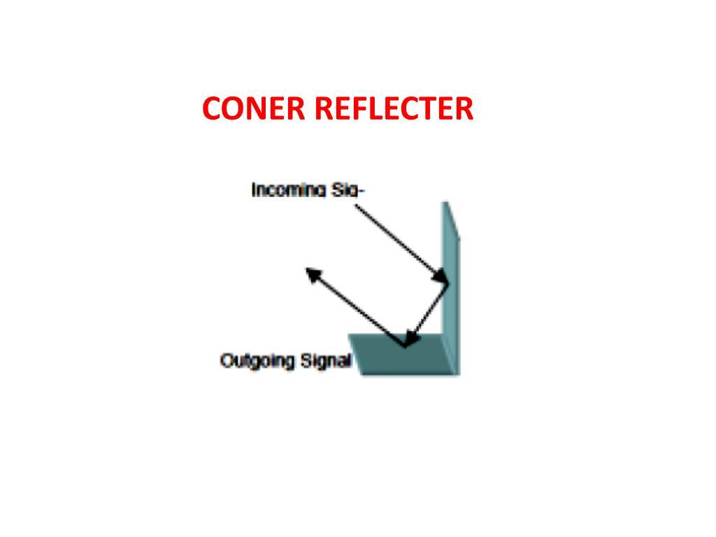 CONER REFLECTER