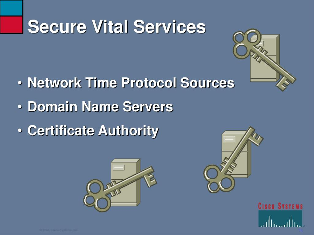 Secure Vital Services