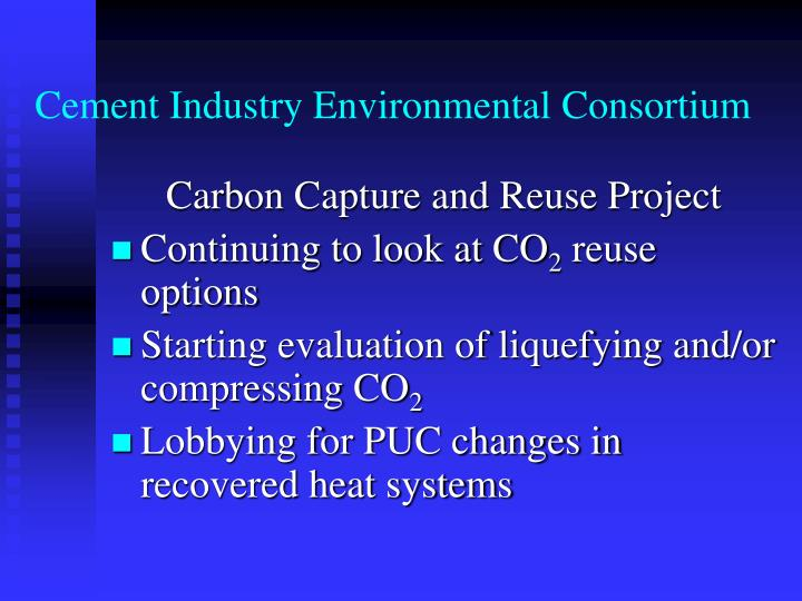cement industry environmental changes Get the latest cement industry news and updates from the writers of international cement review magazine  environmental - 15 august 2018.