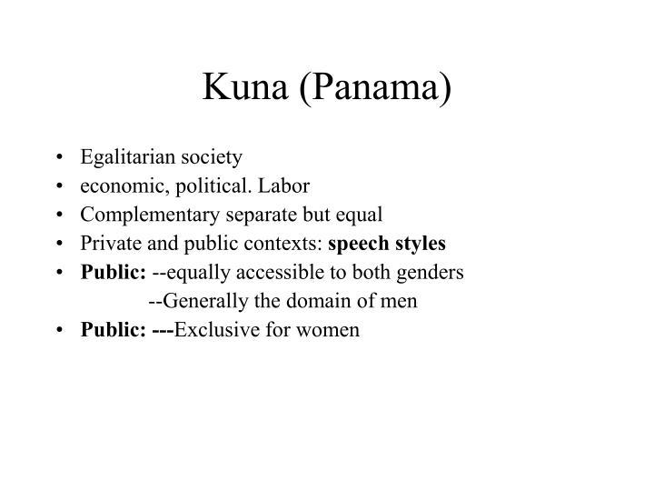 Kuna (Panama)