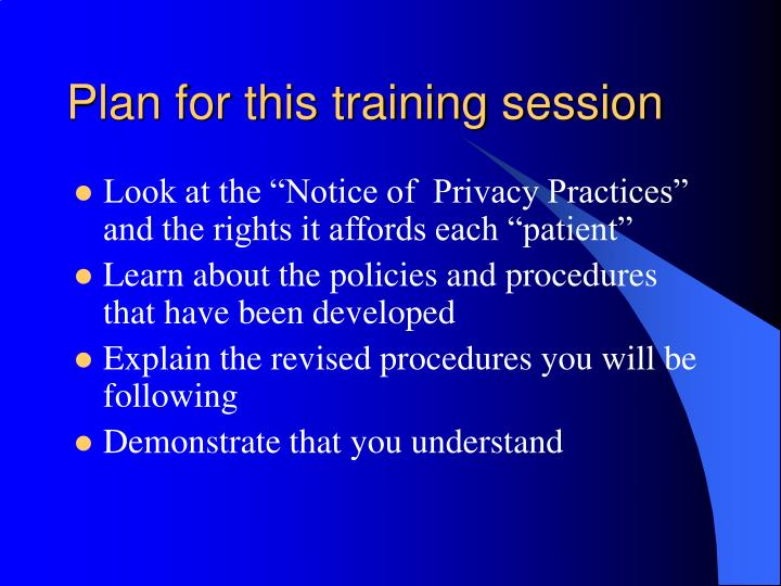 Plan for this training session l.jpg