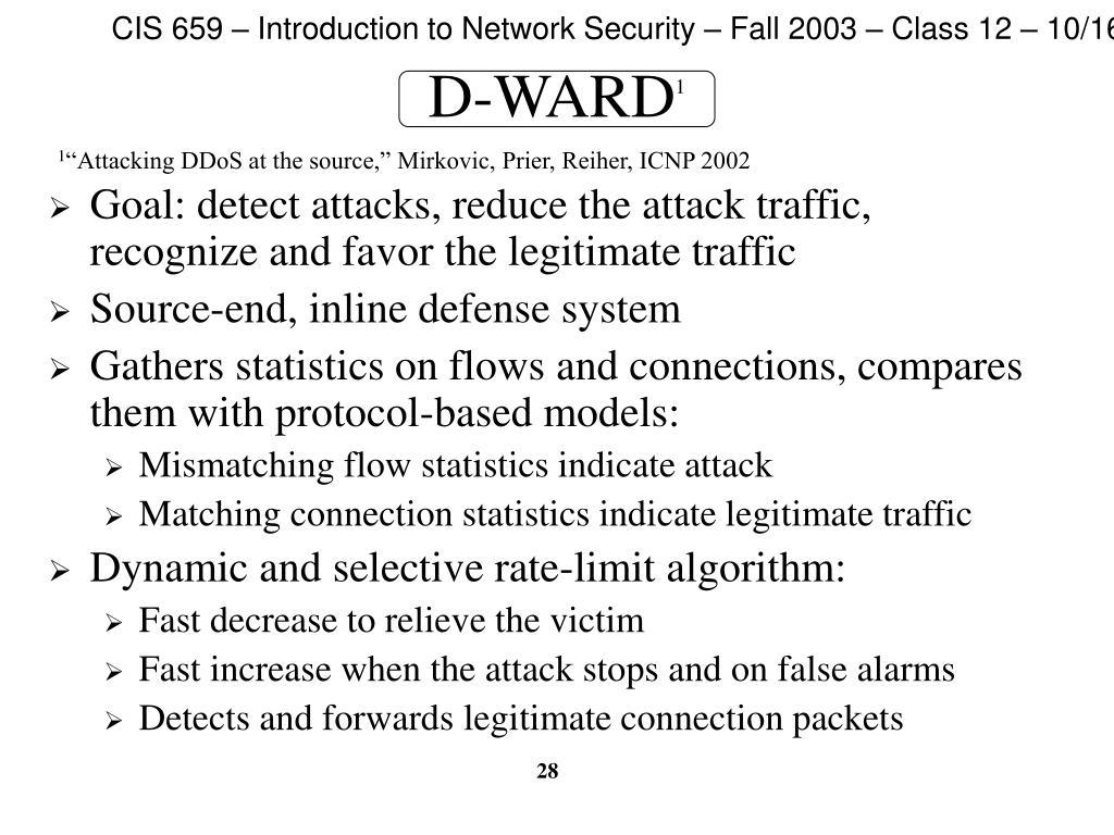 D-WARD
