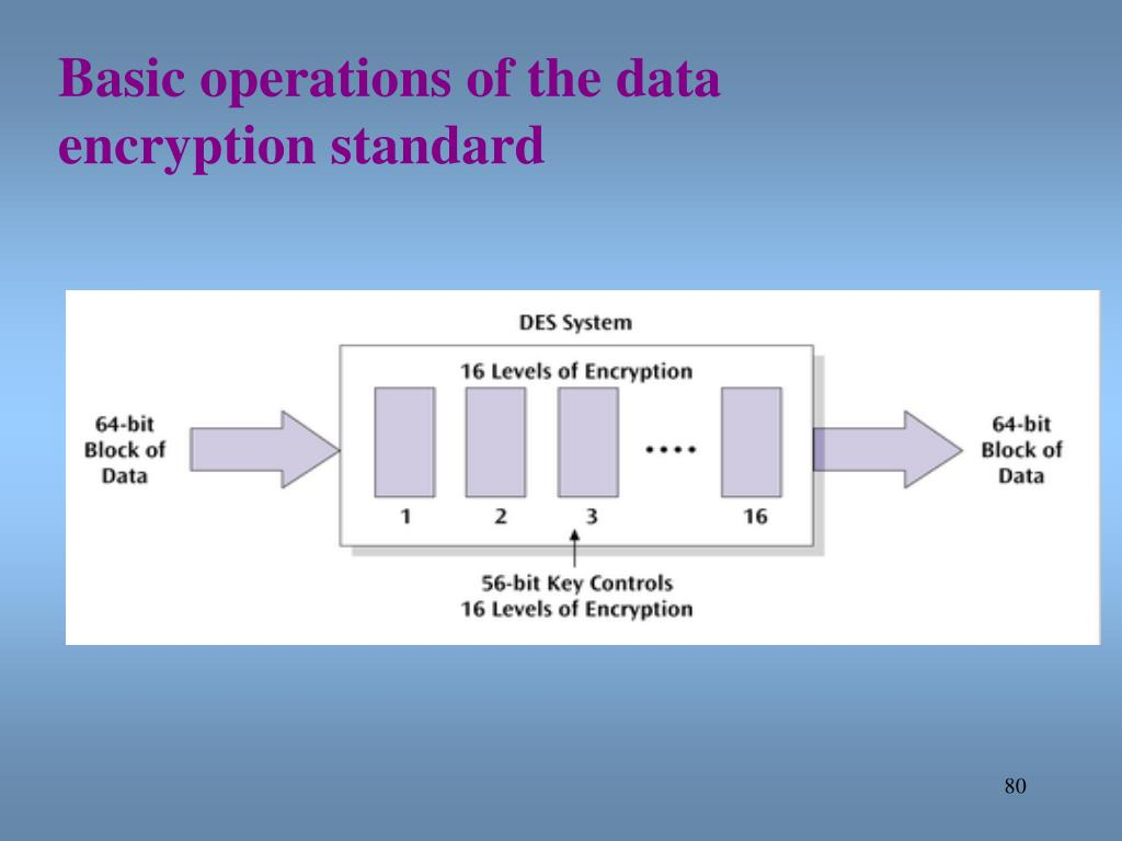 Basic operations of the data