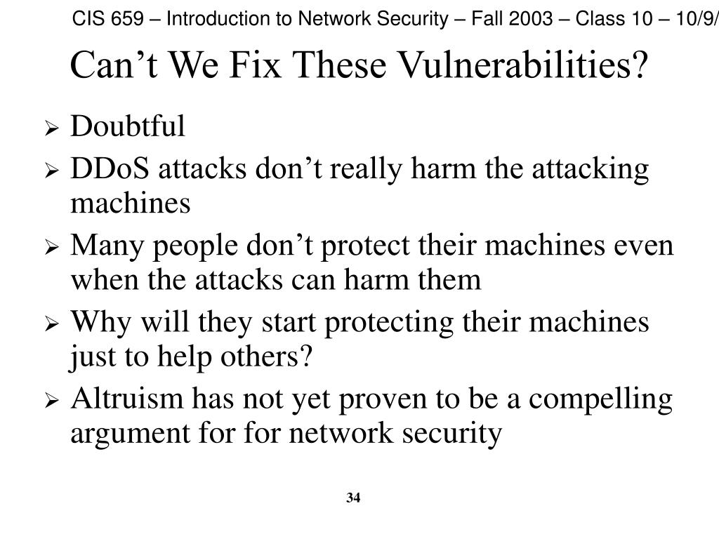 Can't We Fix These Vulnerabilities?