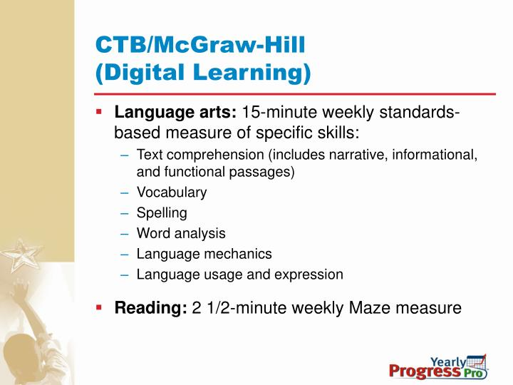 CTB/McGraw-Hill