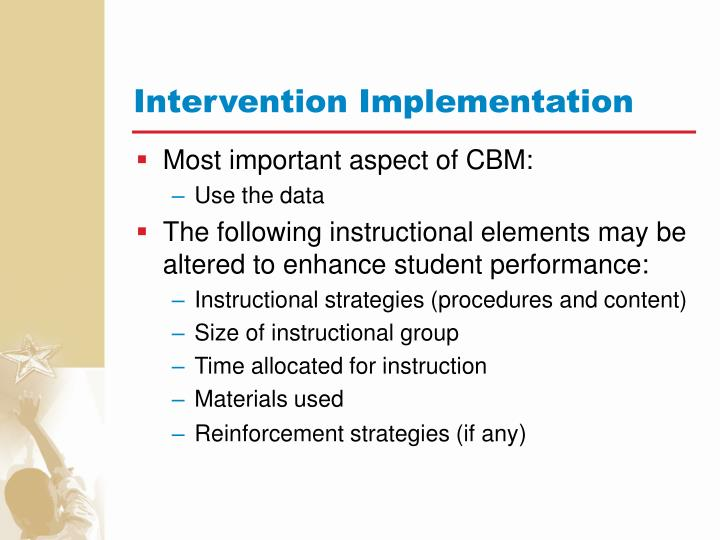 Intervention Implementation
