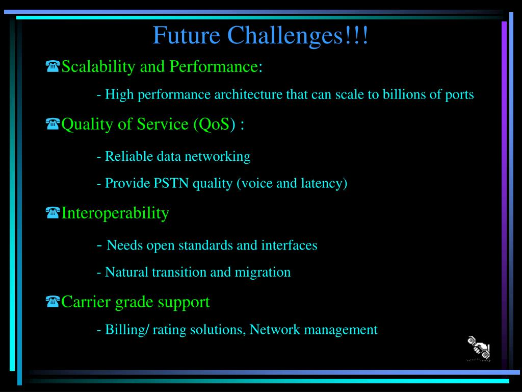 Future Challenges!!!