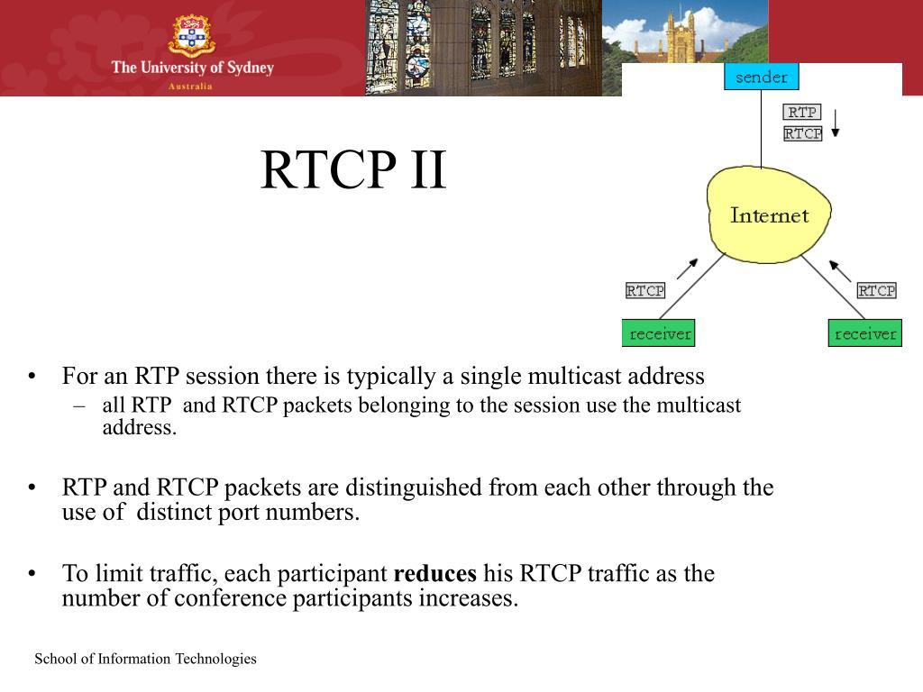 RTCP II