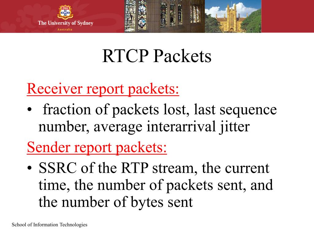 RTCP Packets