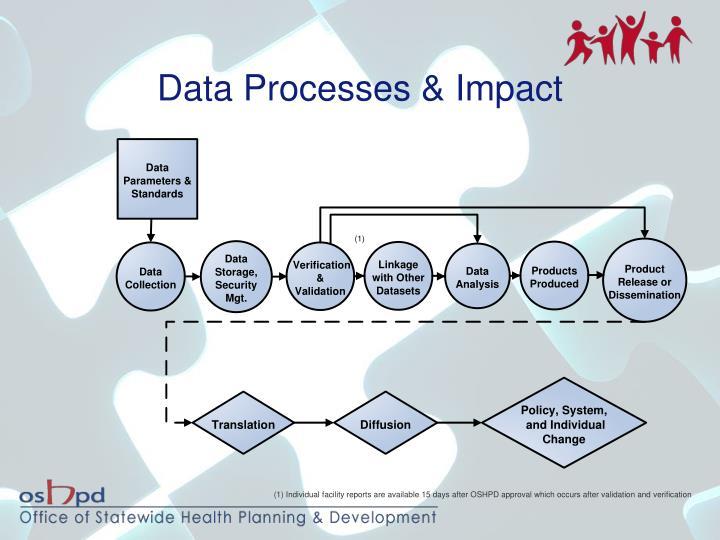 Data Processes & Impact