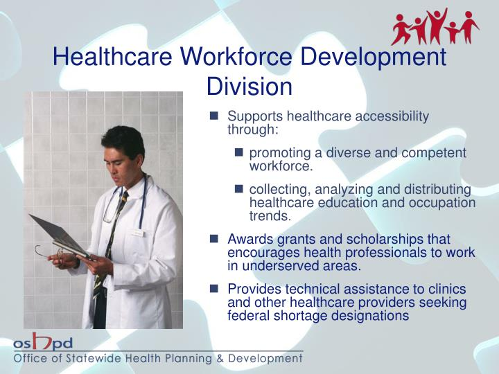 Healthcare Workforce Development Division