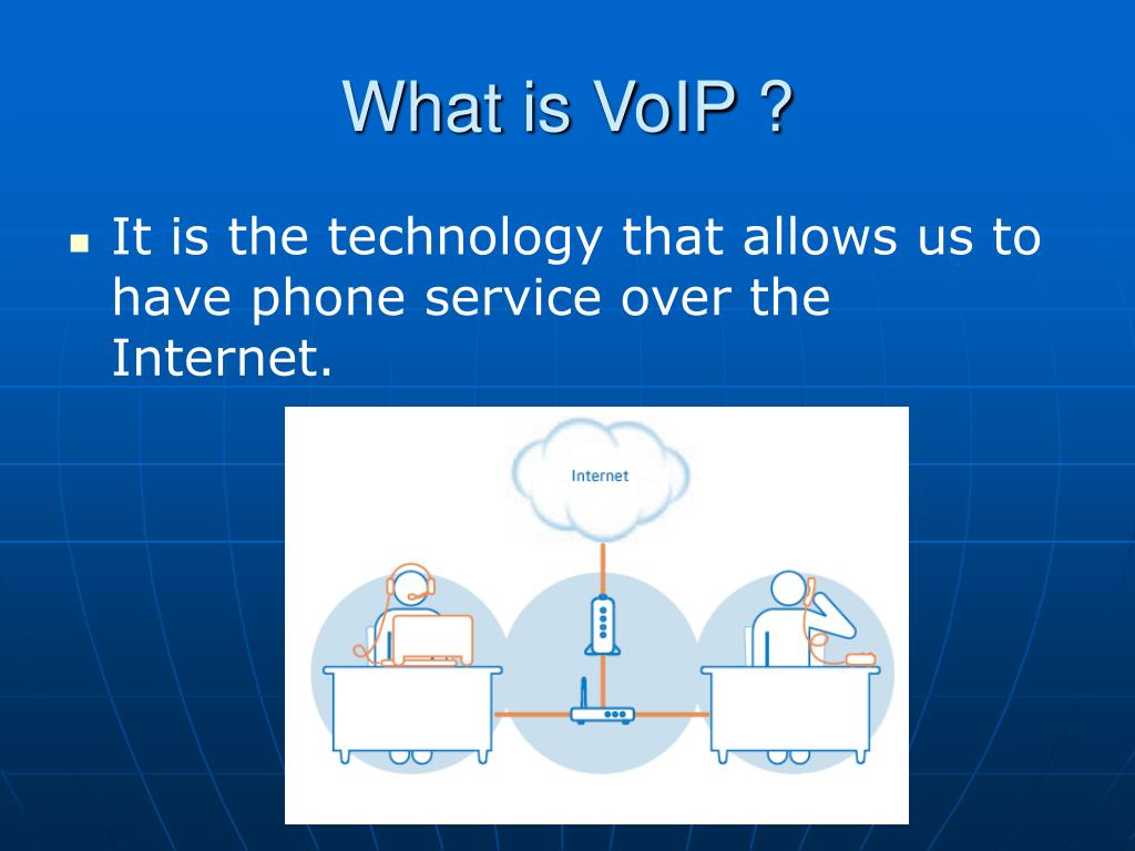 What is VoIP ?
