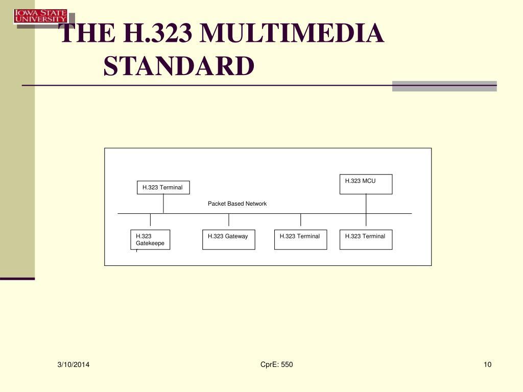 H.323 MCU
