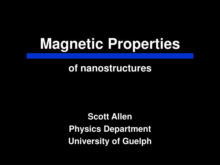 Magnetic properties l.jpg