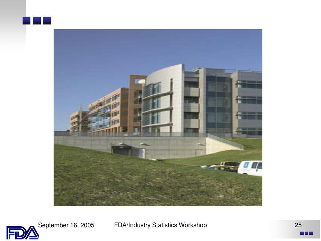FDA/Industry Statistics Workshop
