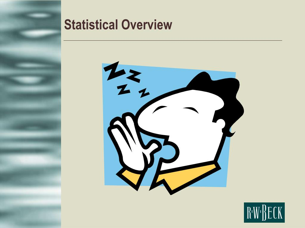 Statistical Overview