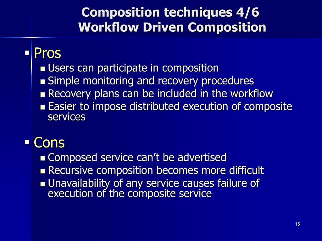 Composition techniques 4/6