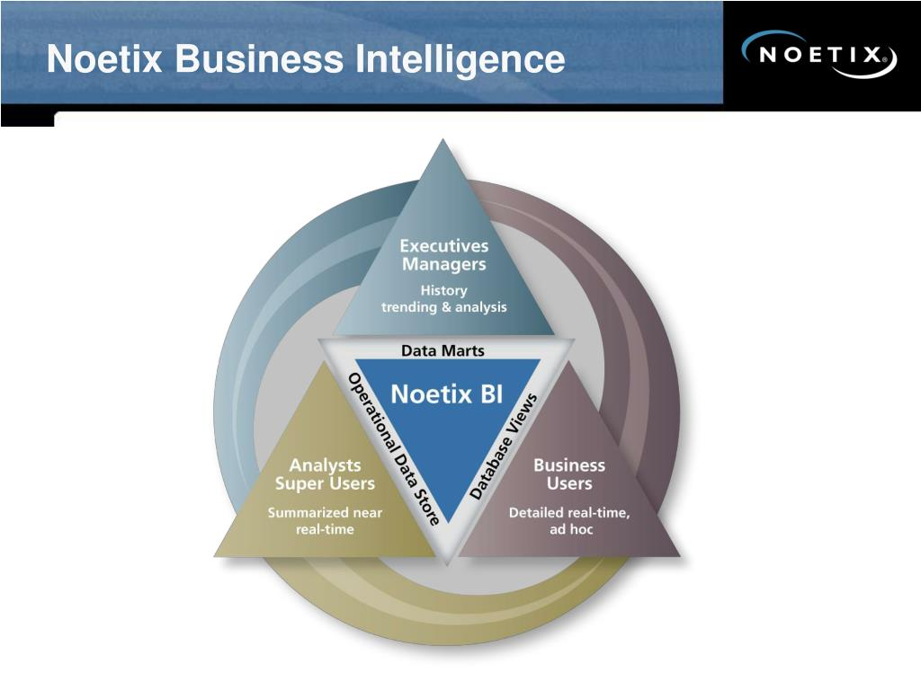 Noetix Business Intelligence