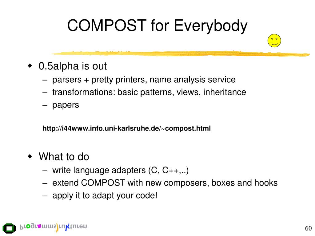COMPOST for Everybody